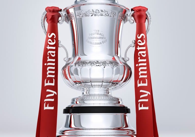 The Emirates Sponsored FA Cup.