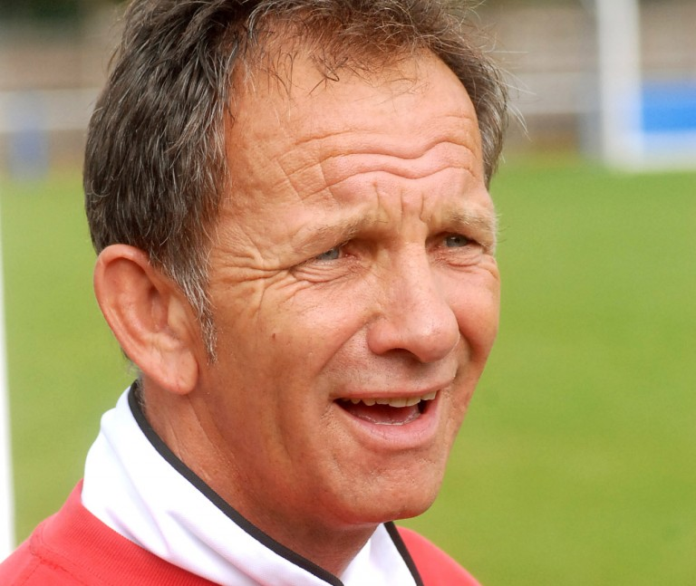 Flackwell Heath manager Graham Malcom. Photo: getbucks.co.uk