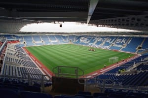 Madejski Stadium, Reading. Home of Reading Football Club. Photo: getreading.co.uk