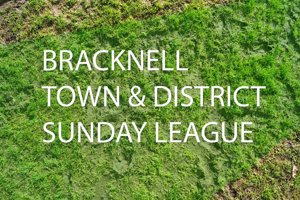 Bracknell Town & District Sunday League.