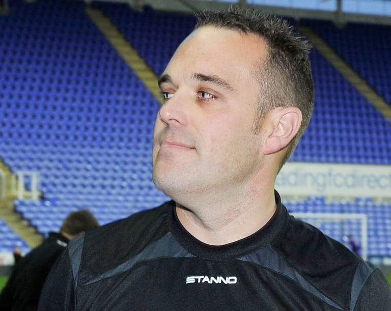 Wokingham & Emmbrook joint-manager Matt Eggleston. Photo: getreading.co.uk