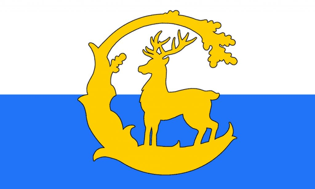 The Berkshire Flag.