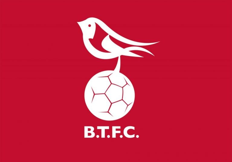 Bracknell Town Football Club logo