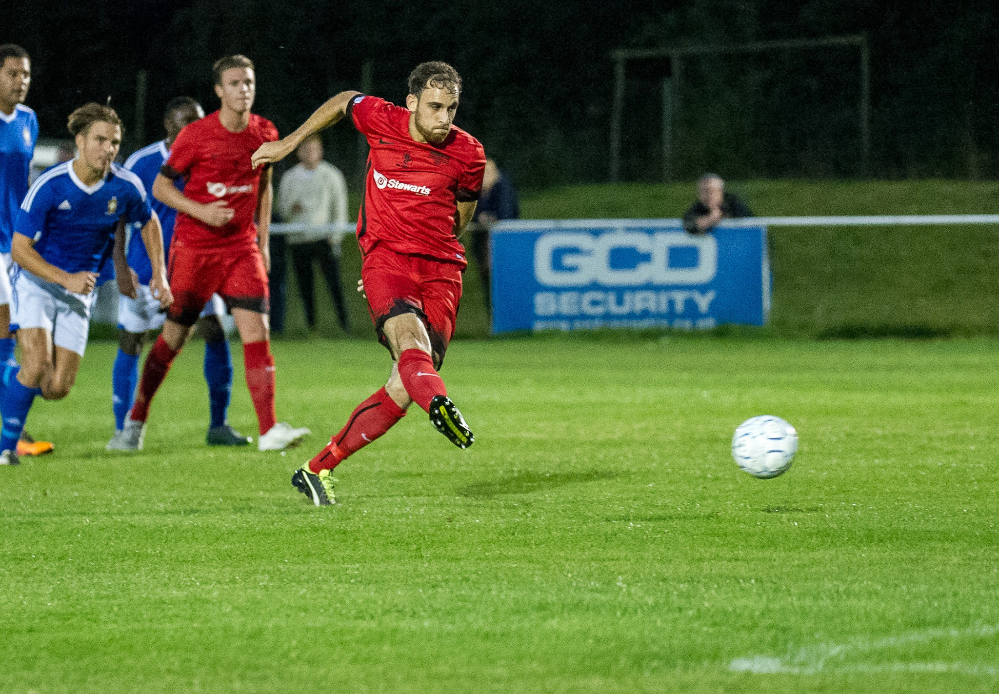 Liam Ferdinand gets Binfield FC back to winning way in Hellenic League Cup