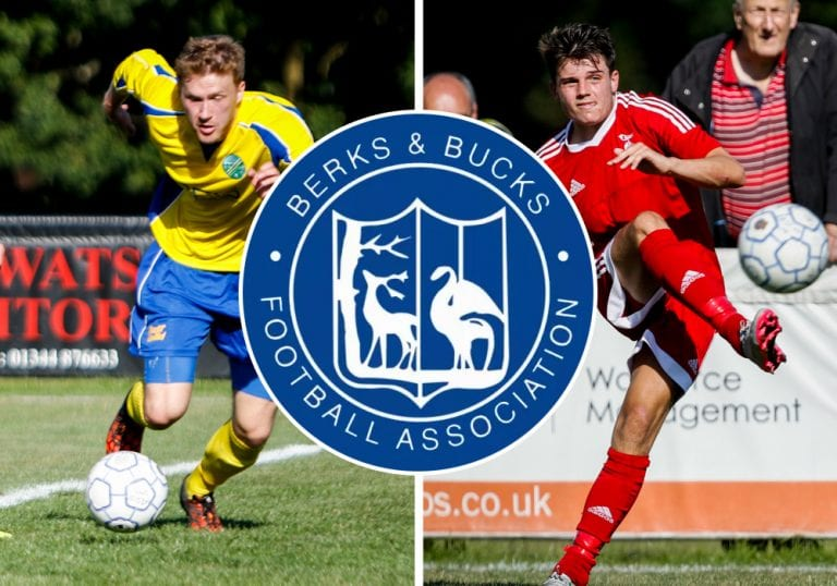 Bracknell Town and Ascot United are in Berks & Bucks County Cup action.