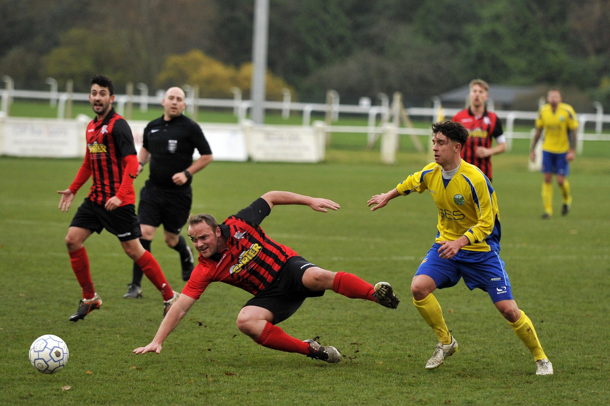 Hellenic Premier: Samir Regragui double for Ascot United and round up