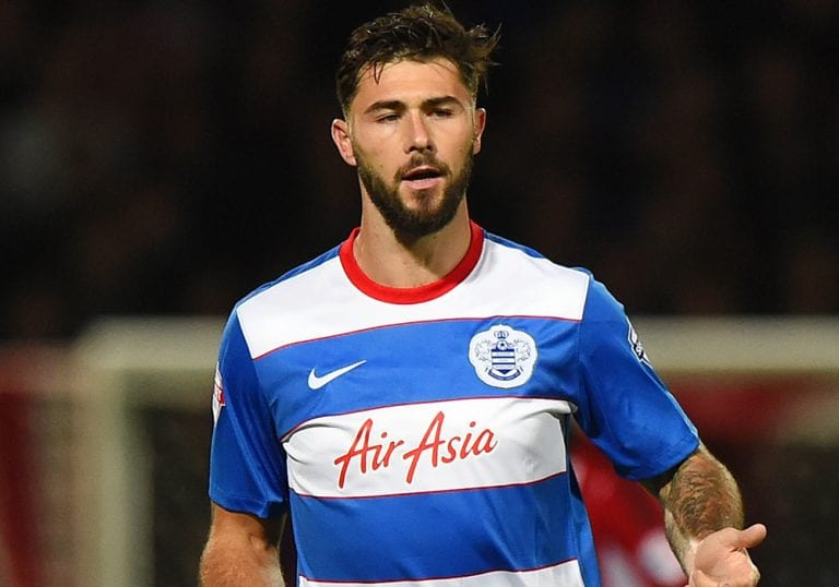 Charlie Austin playing for QPR. Photo: Get West London.