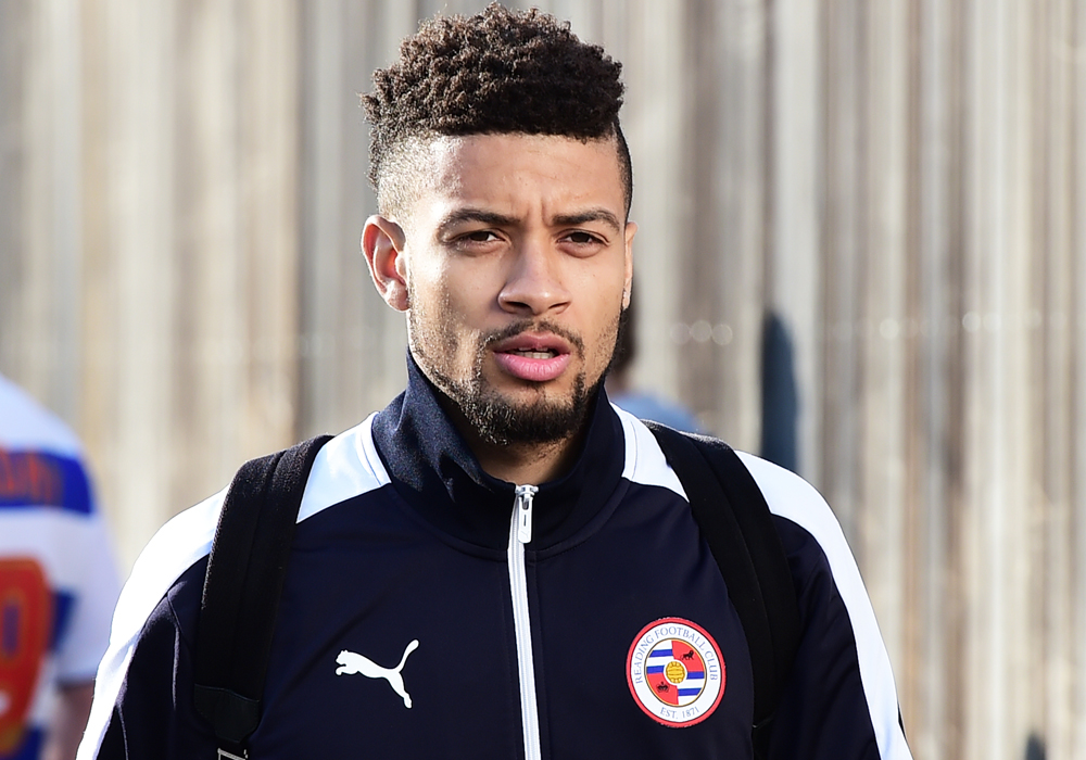 Reading and Chelsea defender Michael Hector. Photo: Get Reading.