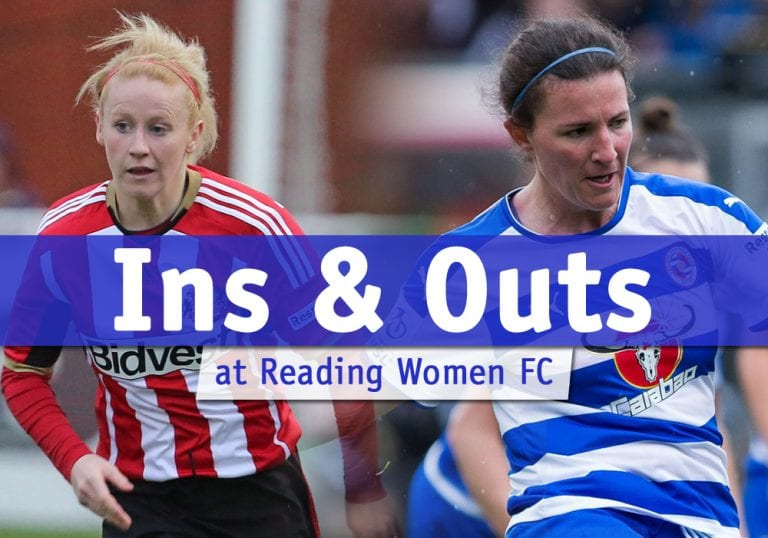 All the transfer news from Reading Women FC.