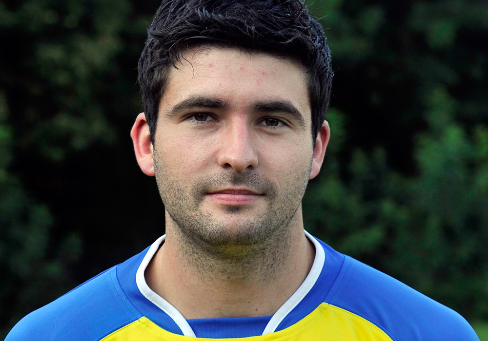Striker Jon Bennett. Photo: getreading.co.uk