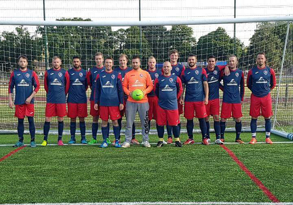 Bracknell Town Juniors and Bracknell Athletic have merged to form a brand new club