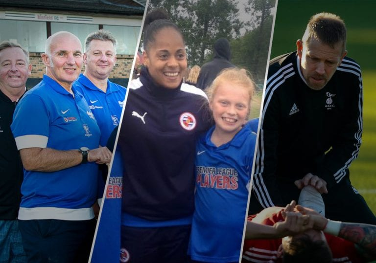 Voting now open for the FA Community Awards.