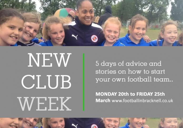 The Football Foundation's Grow the Game initiative is open to applications.