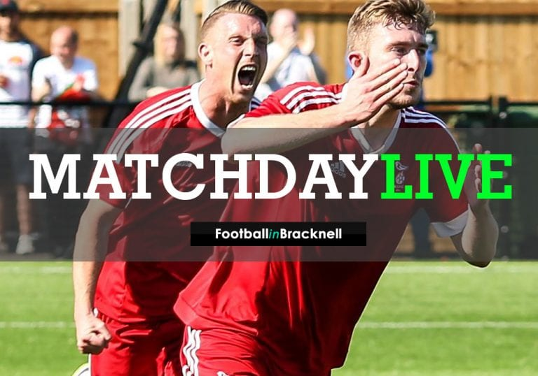 Matchday Live: Bracknell Town vs Highworth Town. Photo: Neil Graham.