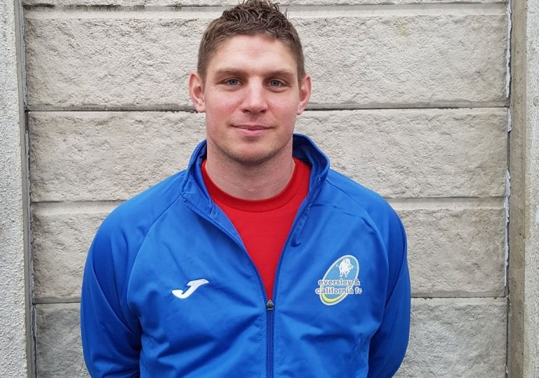 Phil Ruggles the Eversley & California manager. Photo: E&C website.