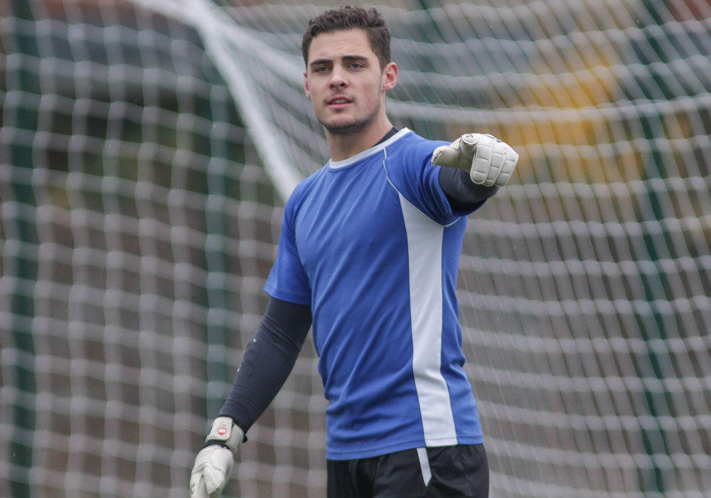 Binfield sign former Maidenhead United goalkeeper