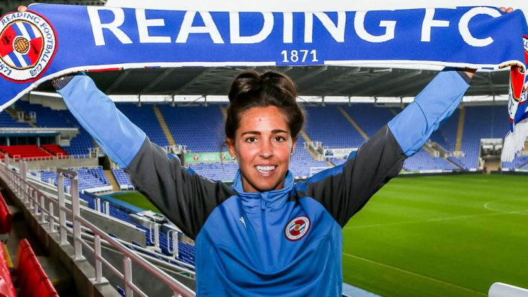 England's most capped player Fara Williams has joined Reading Women.