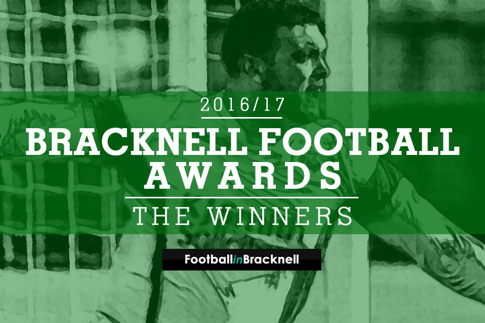 Bracknell Football Awards: Outstanding Contribution