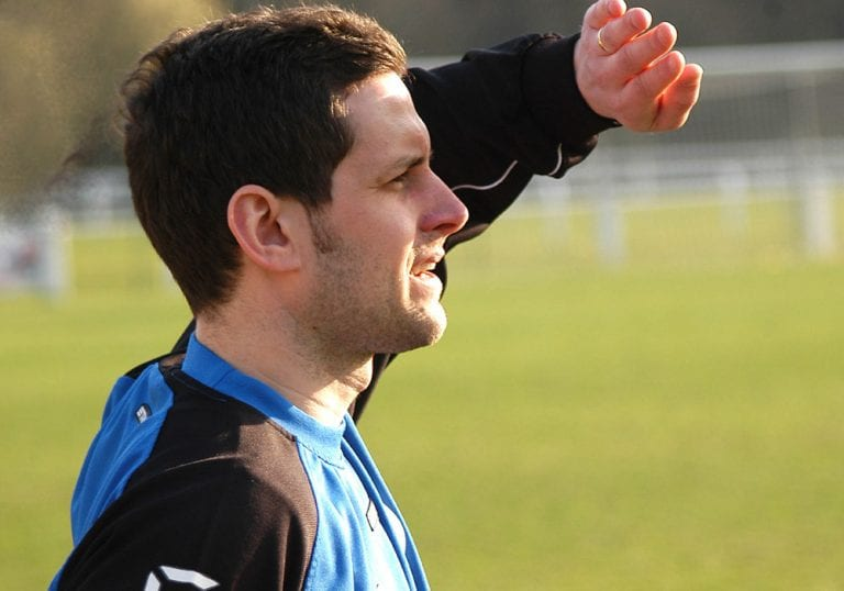 Jeff Lamb. Photo: Get Bracknell.
