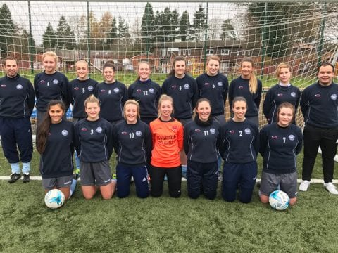 Woodley United Ladies aim to make the most of SSE Women's FA Cup second chance