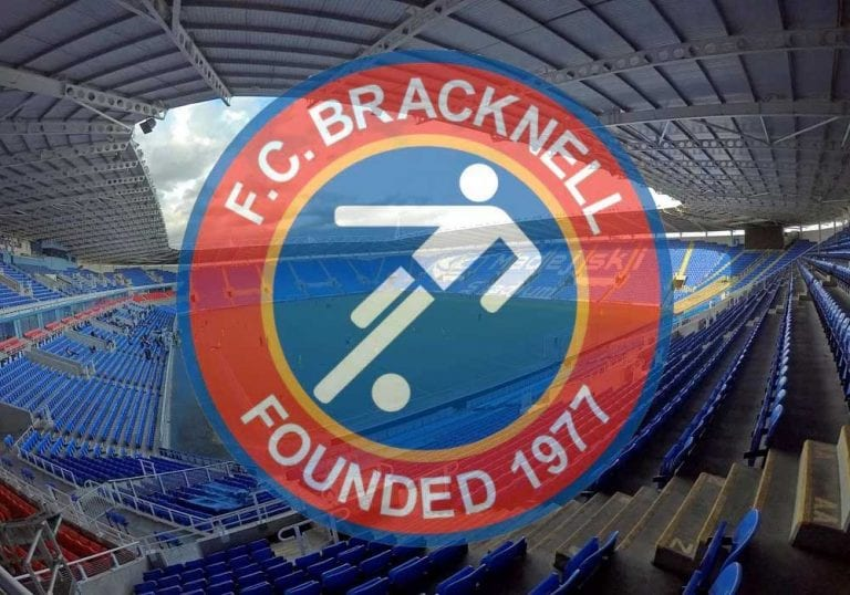 FC Bracknell head to Madejski Stadium to celebrate their 40th Anniversary. Madejski Stadium picture by Colin Byers.