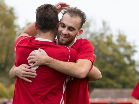 Ferdinand rescues Bracknell Town and bad day for the East side of Hellenic League Premier