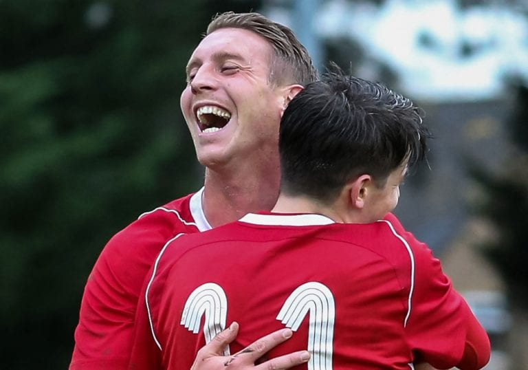 Bracknell Town's TJ Bohane. Photo: Neil Graham.