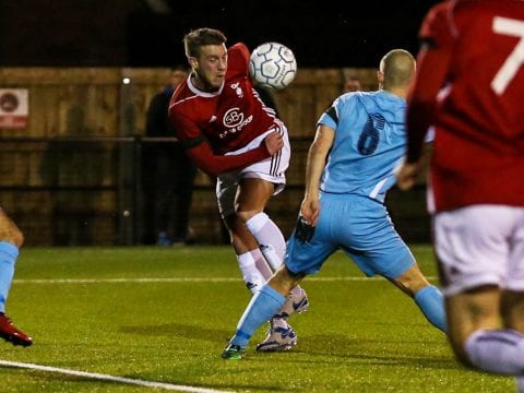 Bracknell Town FC out of County Cup Slough Town FC defeat