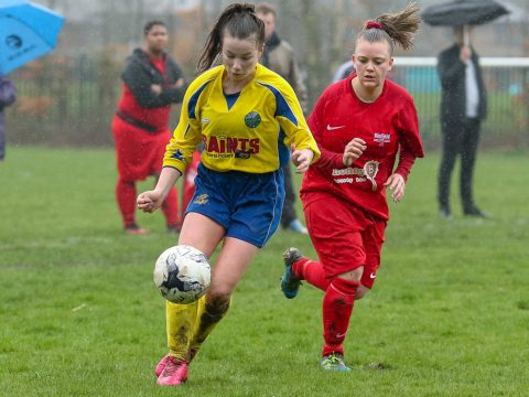 All the Thames Valley Women's League registrations 11/10/2018 to 18/10/2018