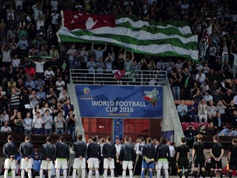 All the 2018 CONIFA World Cup fixtures in London, Slough and Bracknell