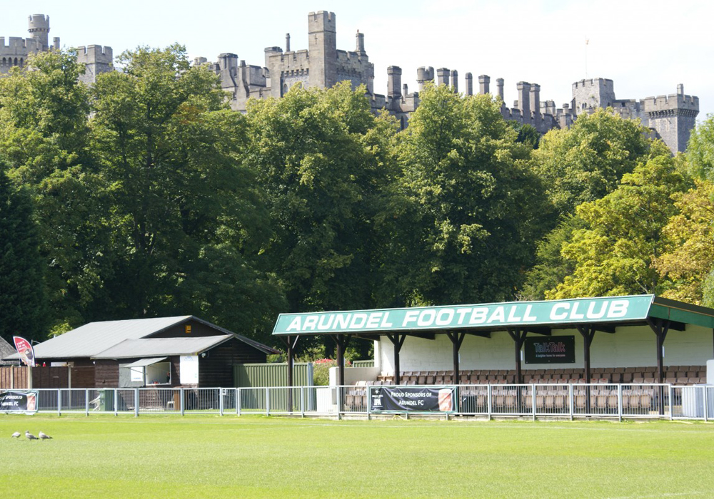 Arundel Town. Photo supplied by Ian Townsend.