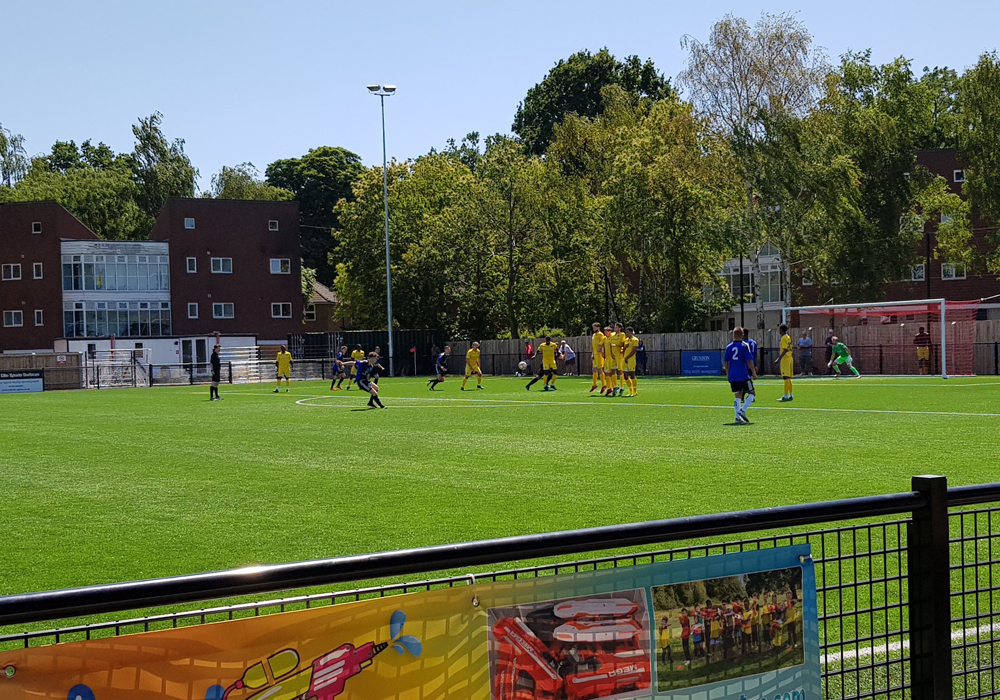 Bracknell Town, Wokingham and Ascot United open their pre season campaigns