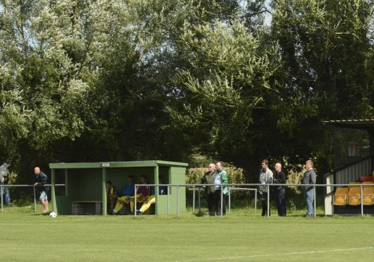 Holyport's Summerleaze Ground. Photo: Holyport FC.