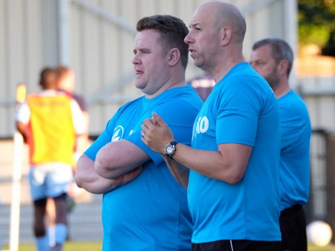 Slough Town can reach the National League South play offs