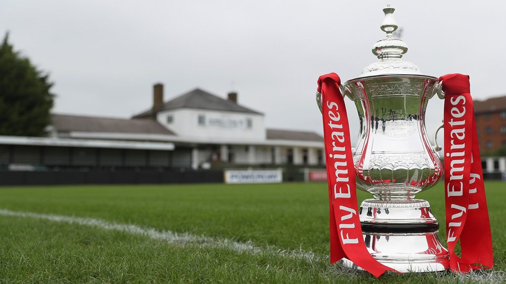 The FA Cup.
