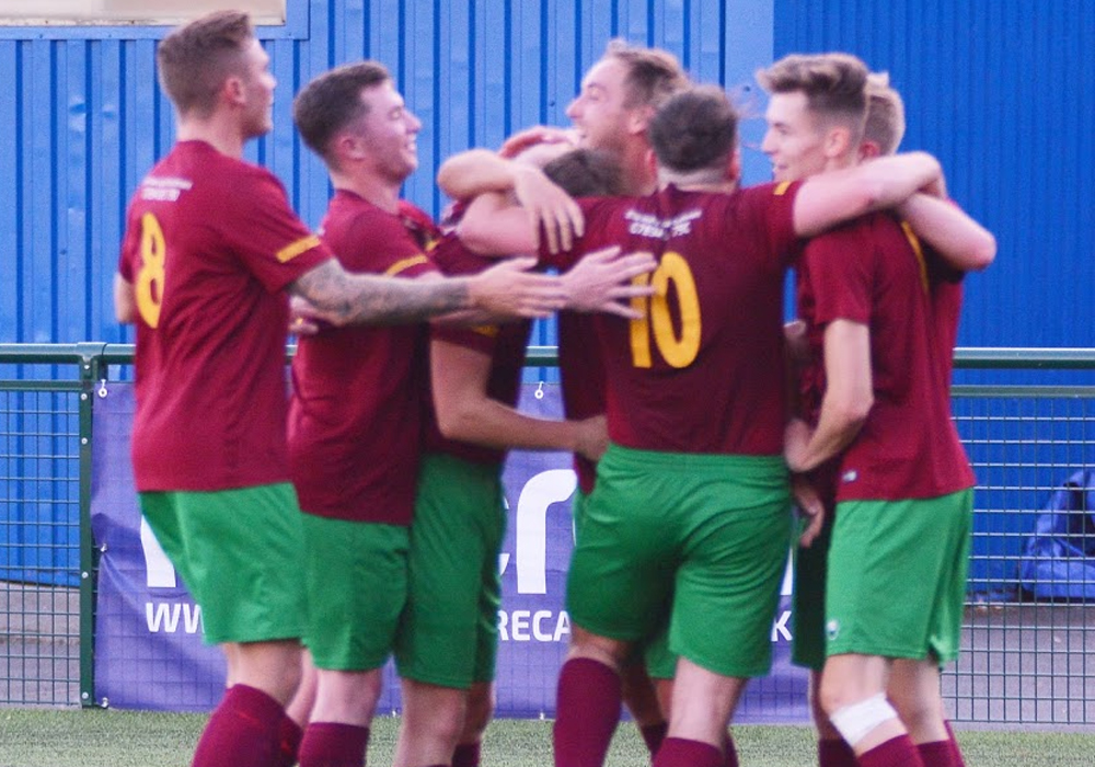 Holyport, Woodley United and Sandhurst Town on the FA Cup trail