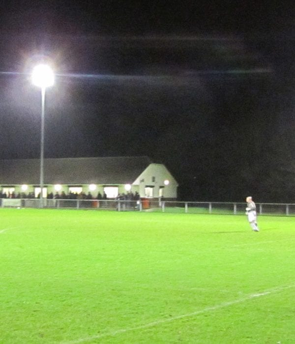 Guide to South Park FC and the King George's Field ground