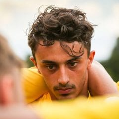 Ascot United's Nathan Minhas talks about his flying start to the season
