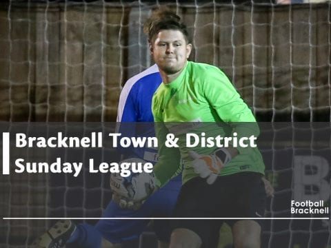FC Fernhill win in Senior Cup; AFC Crowthorne Reserves top Bracknell Sunday League Division 1