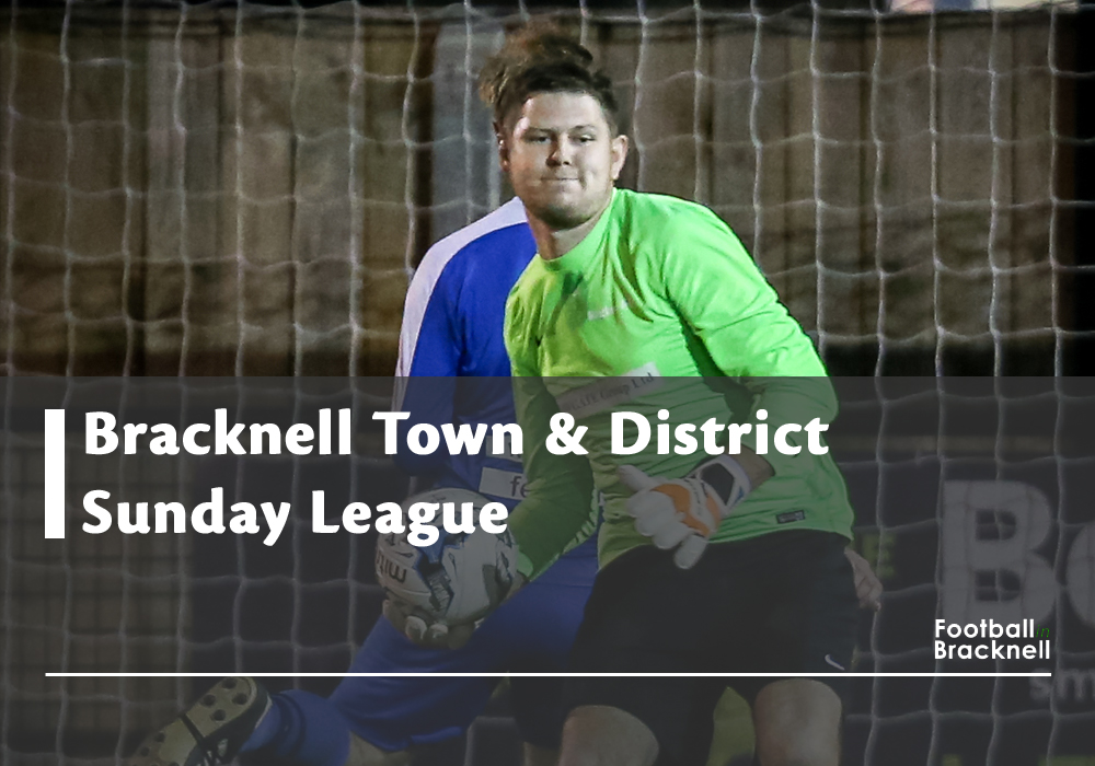 Bracknell Town & District Sunday League. Photo: Neil Graham.