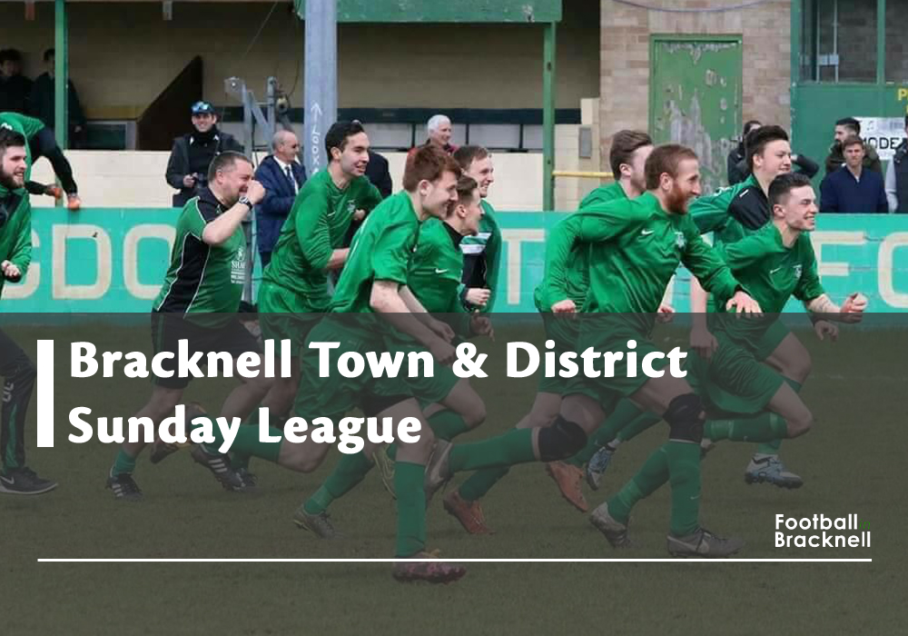 Competition heating up at the top of the Bracknell Sunday League Premier and First Divisions