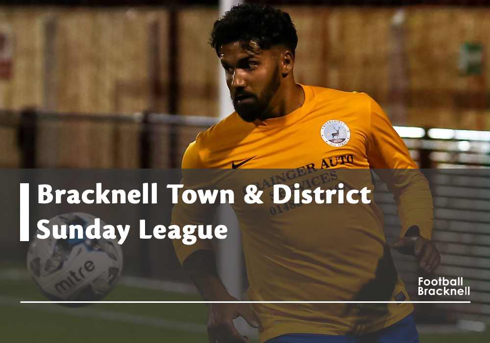 Bracknell Royals through in all-Bracknell Sunday League County Cup tie