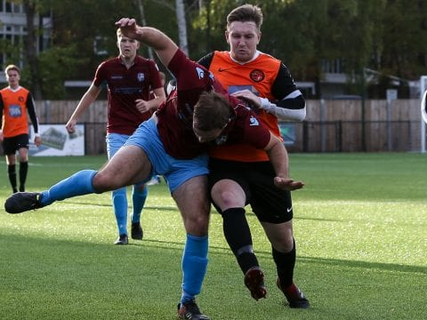 Step 6 review: Wokingham win and an FA Vase replay for Holyport