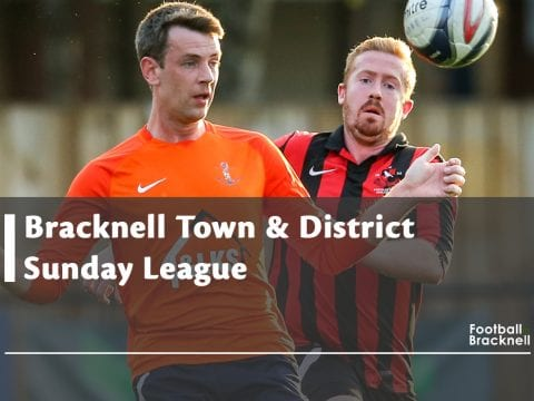 Four Bracknell Sunday Leagues sides beat the weather to progress in County Cup
