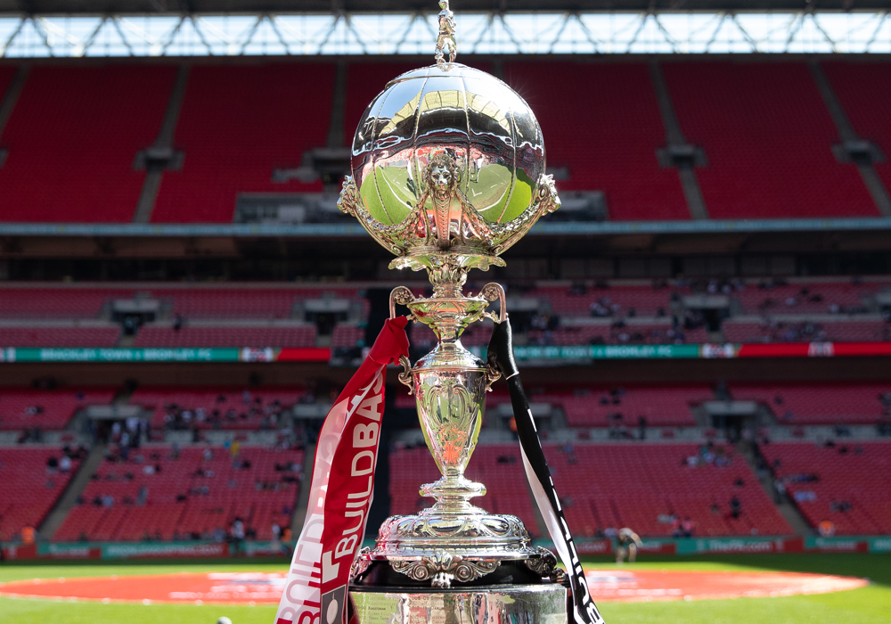 The FA Trophy.