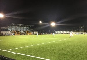 Arbour Park. Photo: Tom Canning.