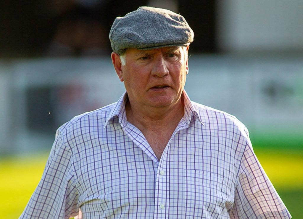 Alan Devonshire. Photo: @DarrenWoolley2