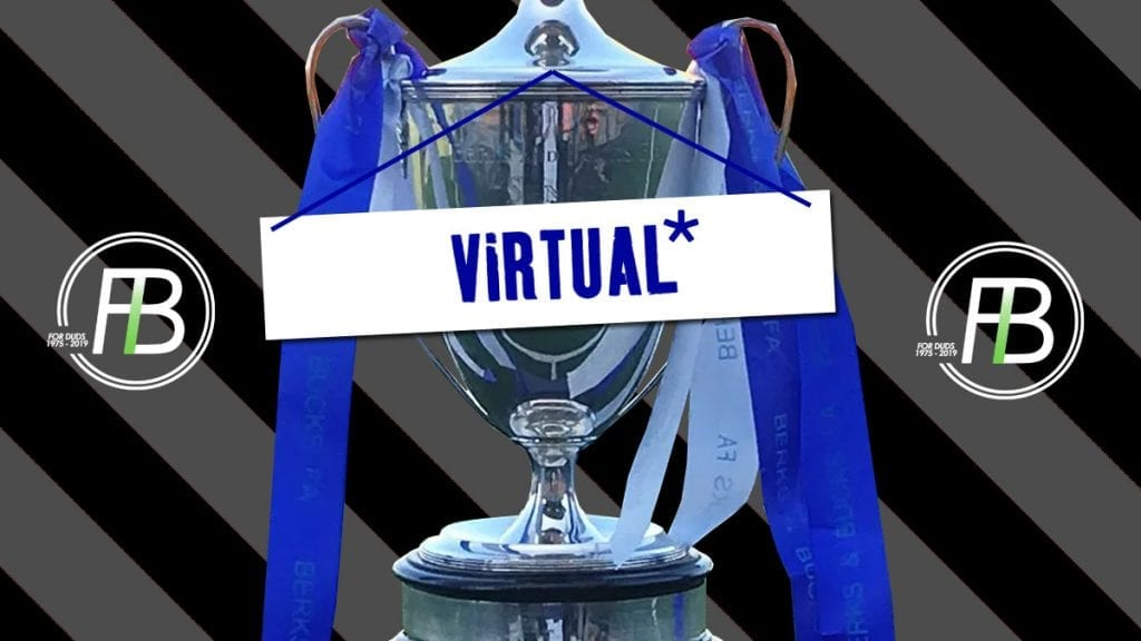 The 2020 Berkshire Virtual County FA Cup.