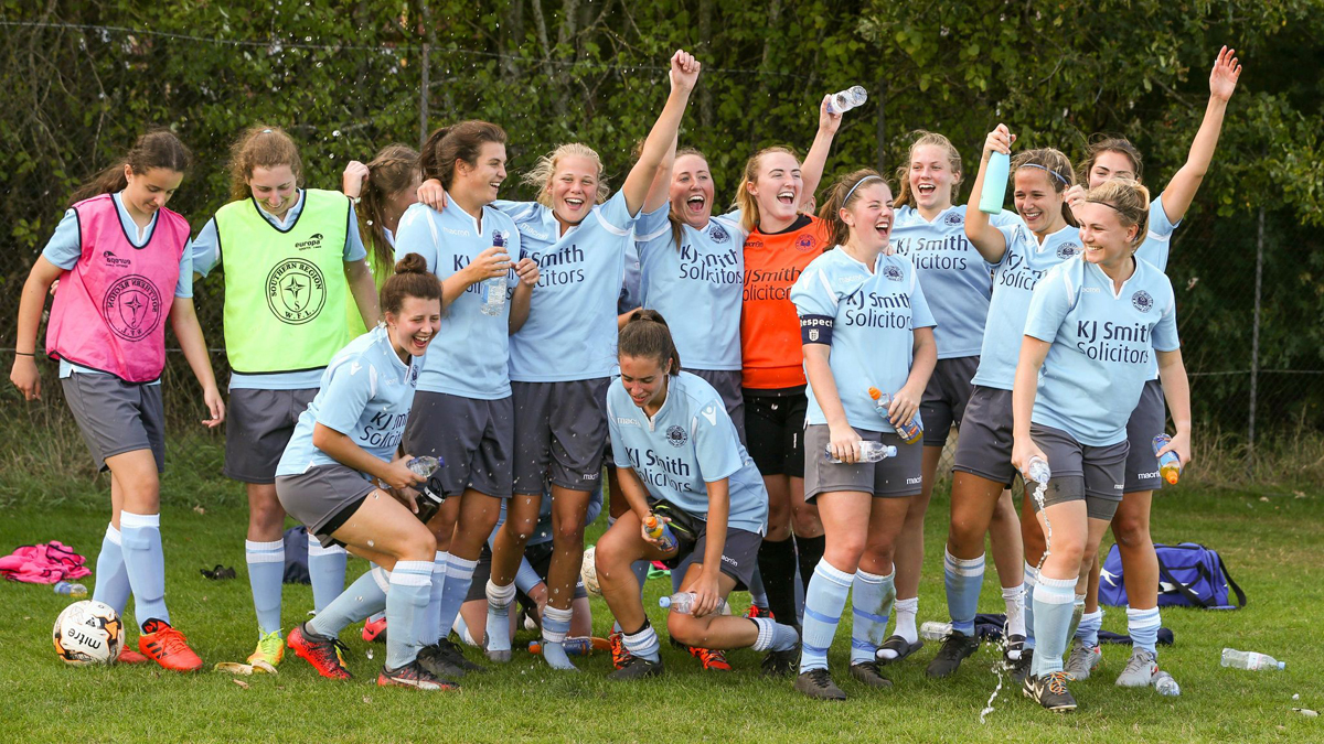 The Berkshire 2020/21 Women's FA Cup First Qualifying ...