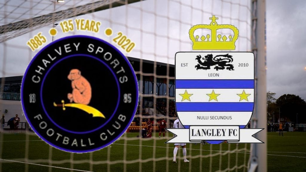 Chalvey Sports and Langley both play at Arbour Park in Slough.